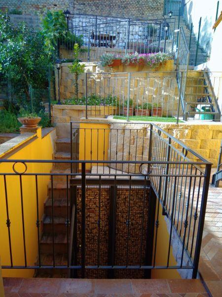 Balcon Location Appartement 110930 Sirolo