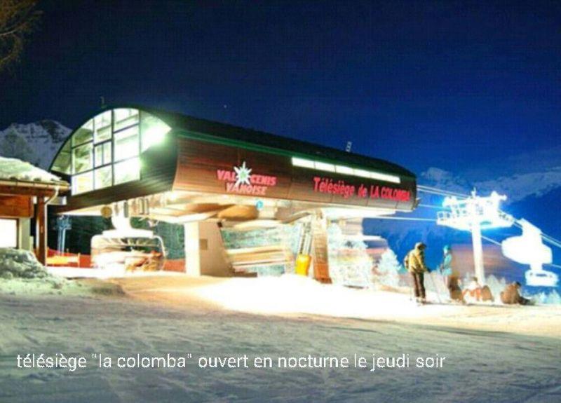 Vue à proximité Location Studio 112907 Val Cenis