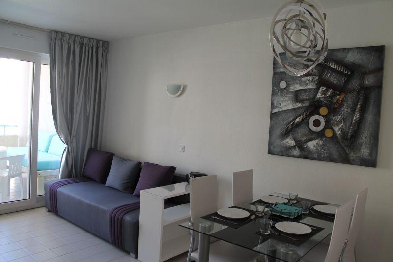 Séjour Location Appartement 113215 Juan les Pins