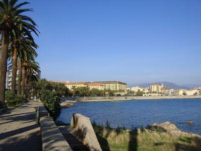 Vue à proximité Location Appartement 113319 Ajaccio