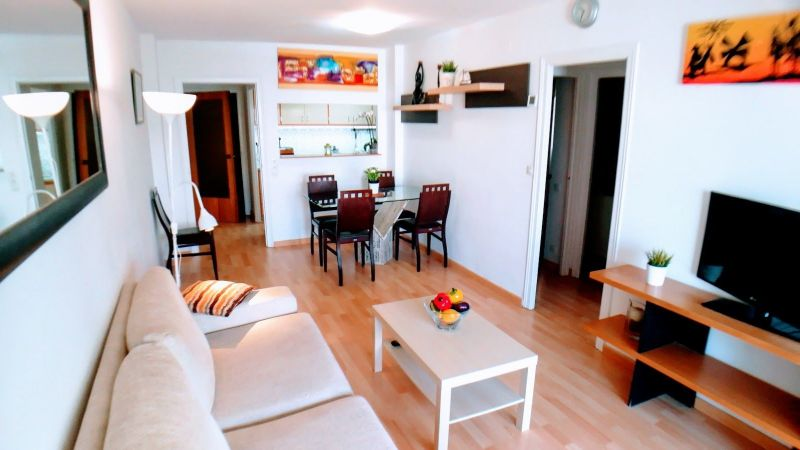Salon Location Appartement 114911 Barcelone
