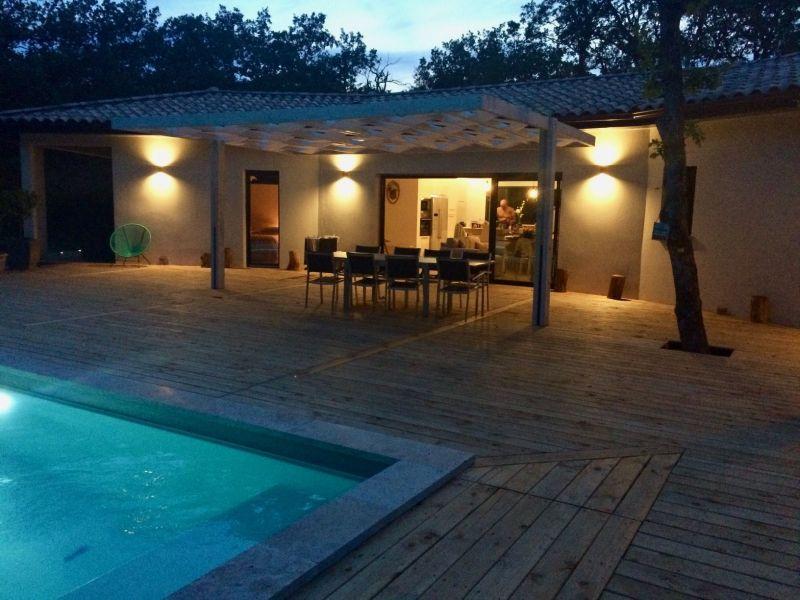 Location Villa 116056 Labastide de Virac