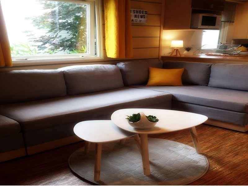 Salon Location Mobil-home 116061 Fréjus