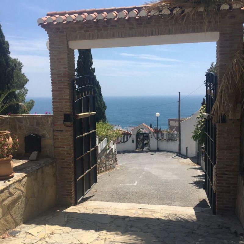 Entrée Location Appartement 116078 Almuñecar