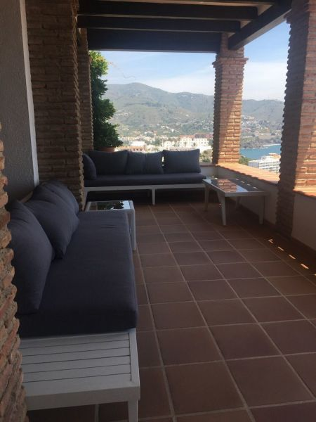 Terrasse 1 Location Appartement 116078 Almuñecar