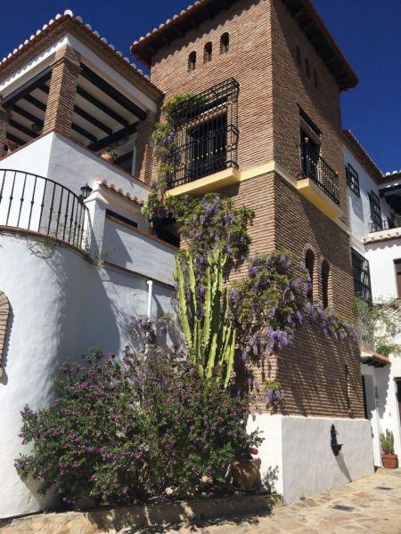Vue extérieure de la location Location Appartement 116078 Almuñecar