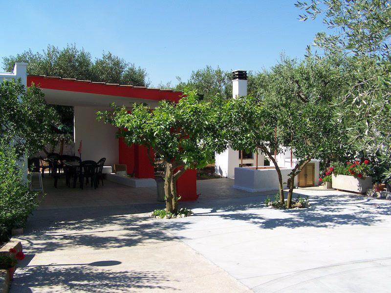 Jardin Location Maison 116265 Gallipoli