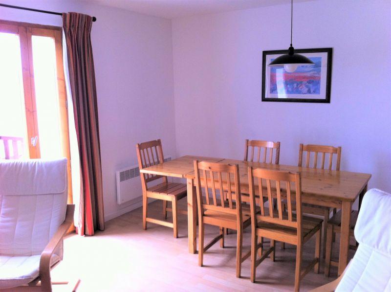 Salle à manger Location Appartement 116707 Alpe d'Huez