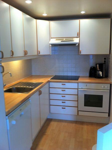Cuisine américaine Location Appartement 116707 Alpe d'Huez