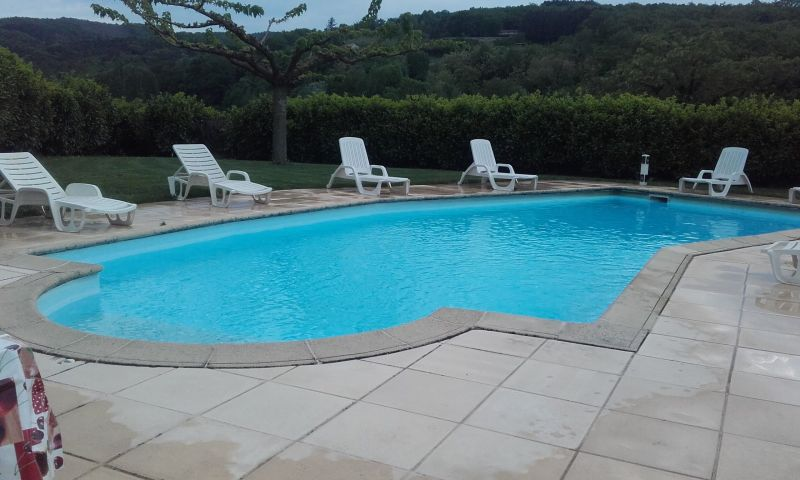 Piscine Location Gite 117048 Saillans