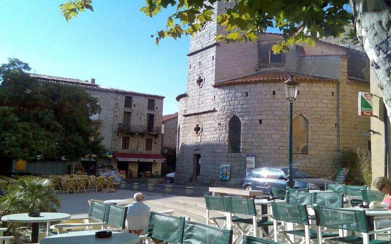 Vue autre Location Maison 118246 Porto Vecchio