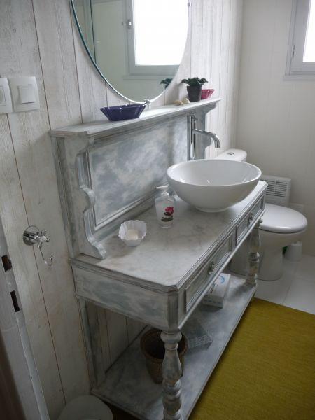 salle de bain Location Villa 119412 Trégastel