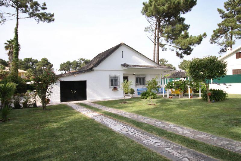 Jardin Location Villa 64362 Lisbonne