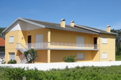 Vue ext�rieure de la location Location Villa 64471 Praia da Vieira