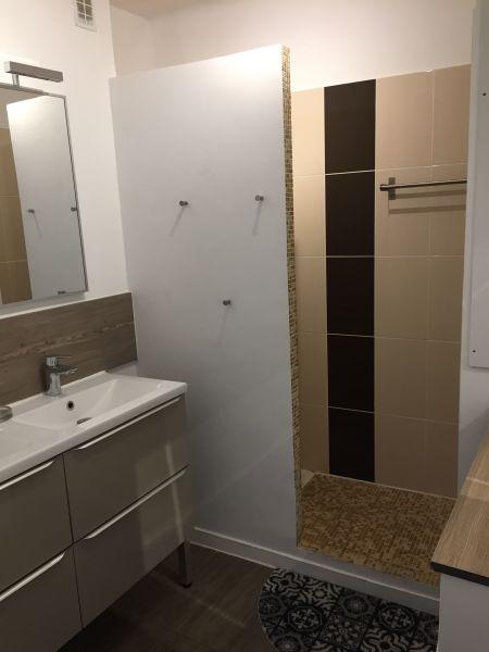 Salle d'eau Location Appartement 65540 Juan les Pins
