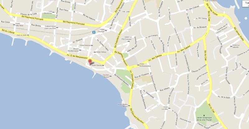 Vue autre Location Appartement 65540 Juan les Pins