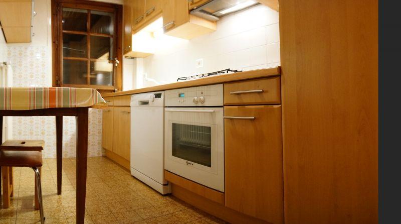 Cuisine indépendante Location Appartement 65782 Les Gets