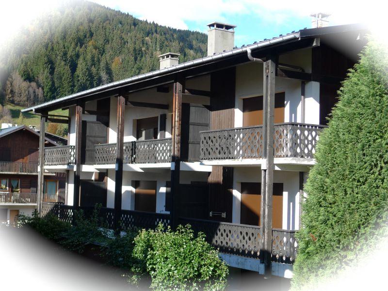 Vue autre Location Appartement 65782 Les Gets