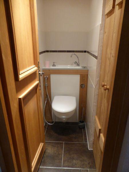 WC séparé Location Appartement 66847 Chamonix Mont-Blanc
