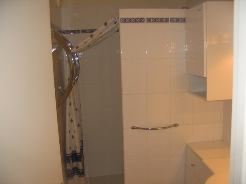 Salle d'eau Location Studio 67260 La Grande Motte