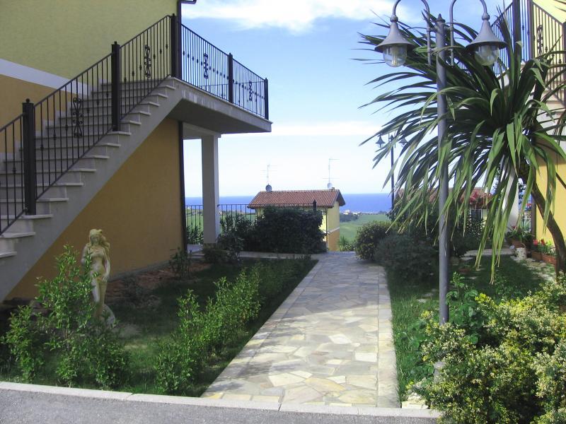 Entrée Location Appartement 67543 Pesaro