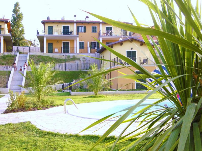 Vue extérieure de la location Location Appartement 67543 Pesaro