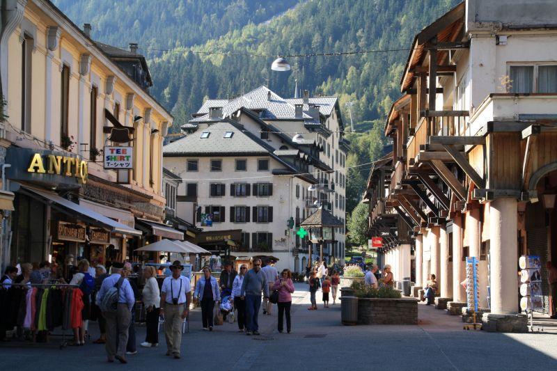 Vue à proximité Location Appartement 68975 Chamonix Mont-Blanc