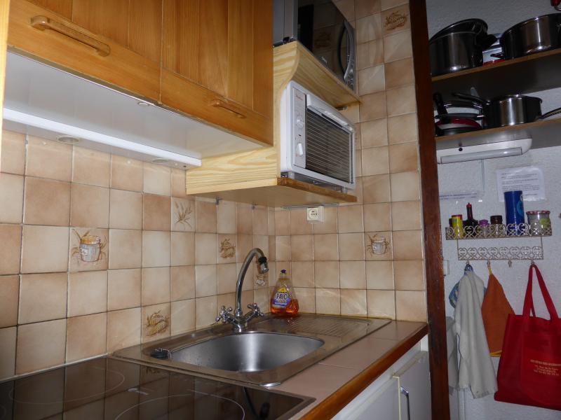 Cuisine indépendante Location Appartement 68975 Chamonix Mont-Blanc