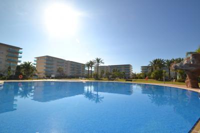Piscine Location Appartement 70004 La Pineda