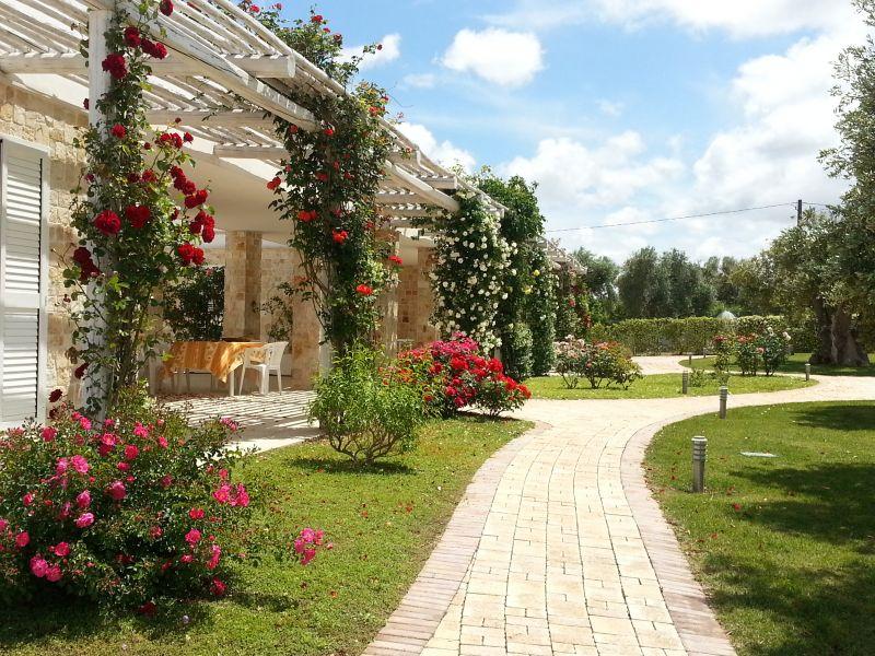 Vue extérieure de la location Location Villa 70846 Polignano a Mare