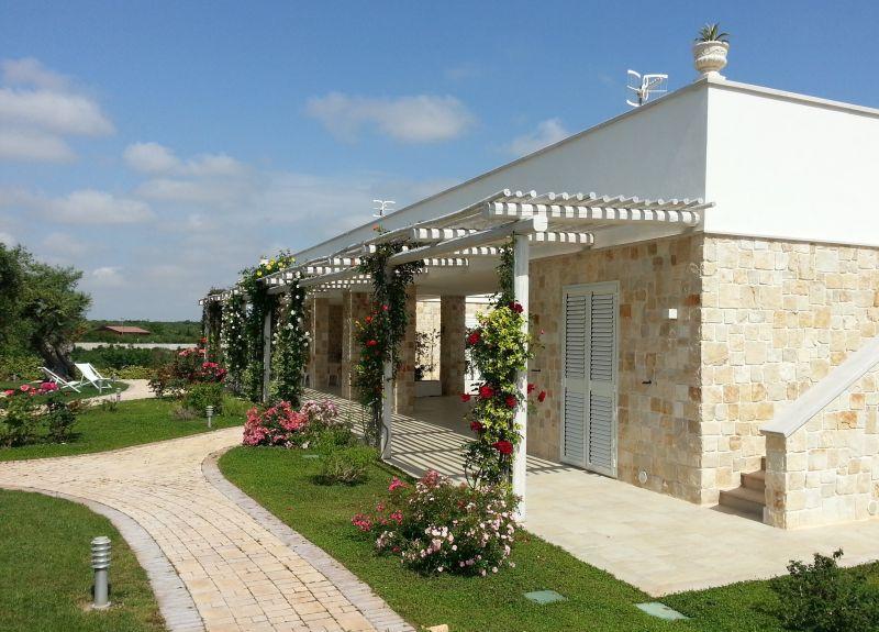 Vue depuis la location Location Villa 70846 Polignano a Mare