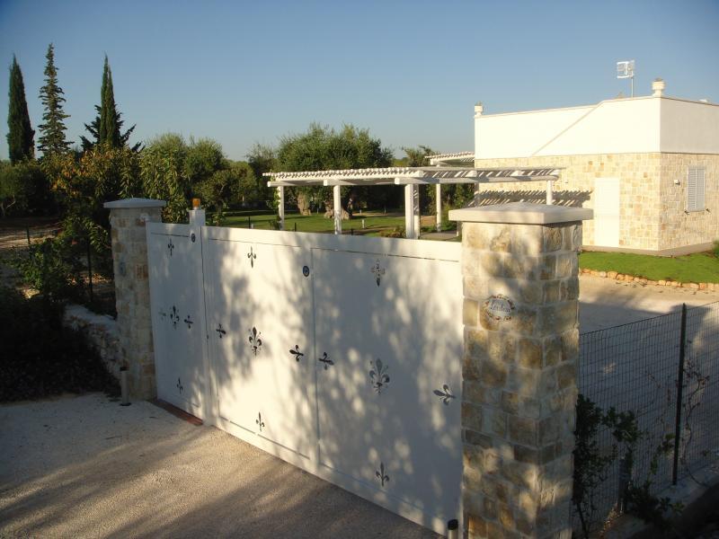 Entrée Location Villa 70846 Polignano a Mare