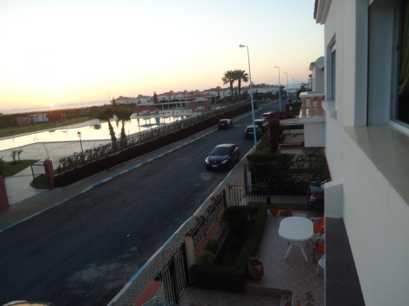 Vue de la terrasse Location Villa 73250 Mohammedia
