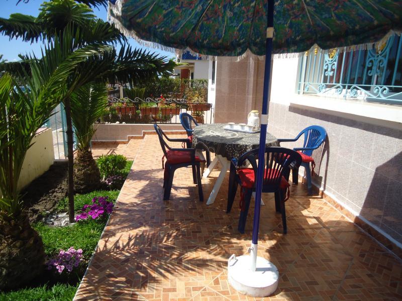 Terrasse Location Villa 73250 Mohammedia