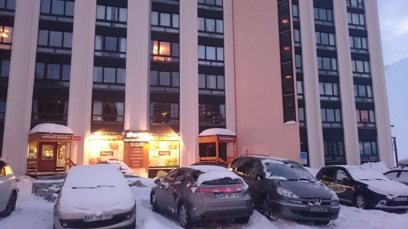 Parking Location Studio 73390 Les Menuires