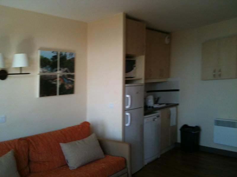 Coin cuisine Location Appartement 73628 Cannes