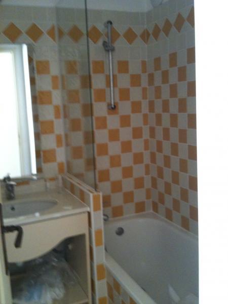 salle de bain Location Appartement 73628 Cannes