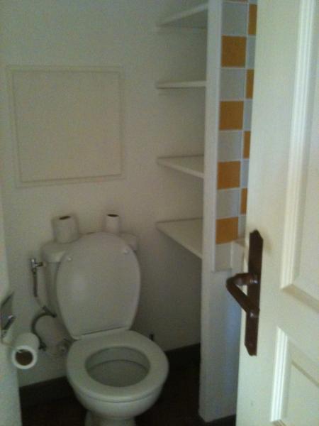 WC séparé Location Appartement 73628 Cannes