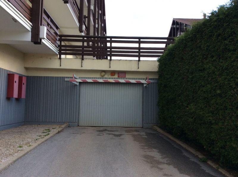 Vue extérieure de la location Location Appartement 73967 Les Rousses