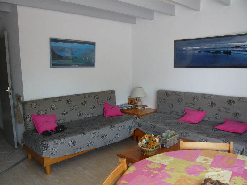 Séjour Location Appartement 74806 Quiberon
