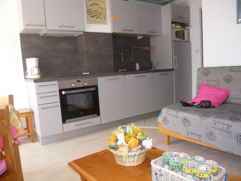 Coin cuisine Location Appartement 74806 Quiberon