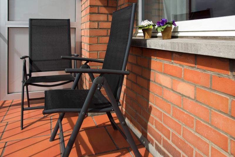 Balcon Location Appartement 75999 Ostende