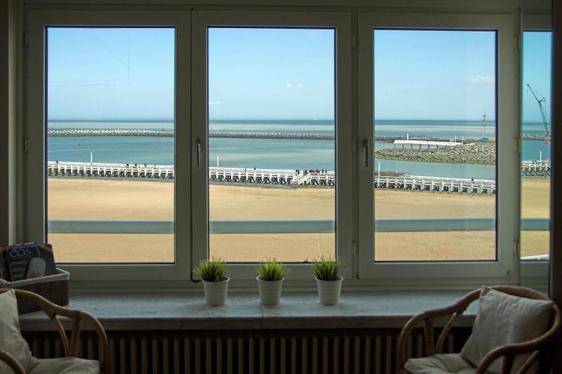 Vue depuis la location Location Appartement 75999 Ostende