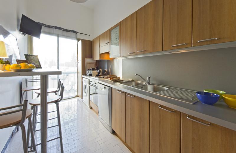 Cuisine indépendante Location Appartement 76250 Nice