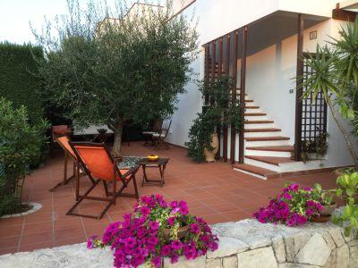 Jardin Location Villa 78087 Porto Cesareo