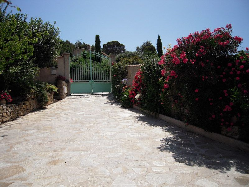 Jardin Location Appartement 78331 Saint Cyr sur Mer