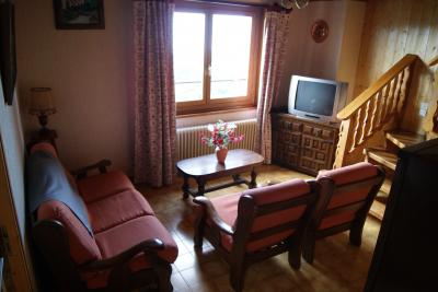 Salon Location Appartement 78437 Evian les Bains