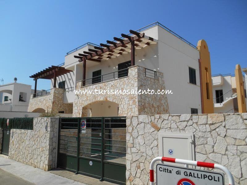 Entrée Location Appartement 78888 Gallipoli