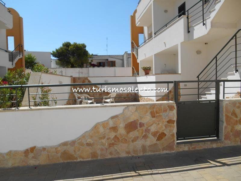 Vue extérieure de la location Location Appartement 78888 Gallipoli