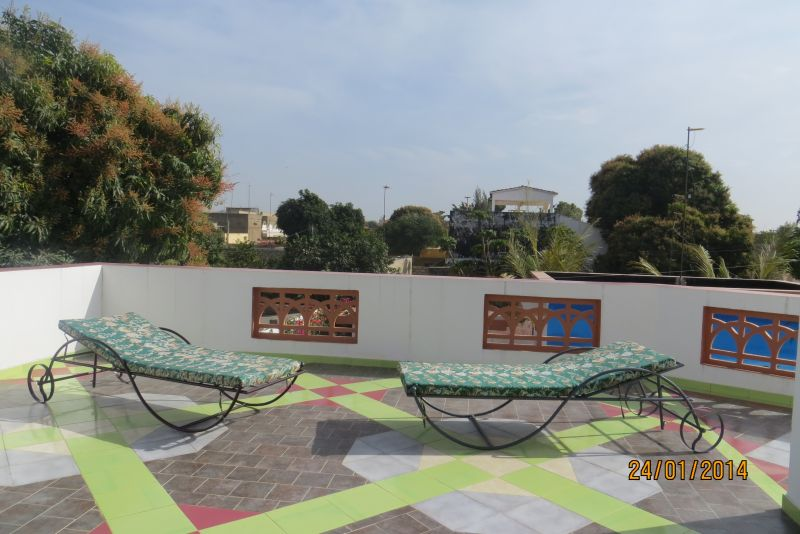 Vue de la terrasse Location Villa 79199 Saly